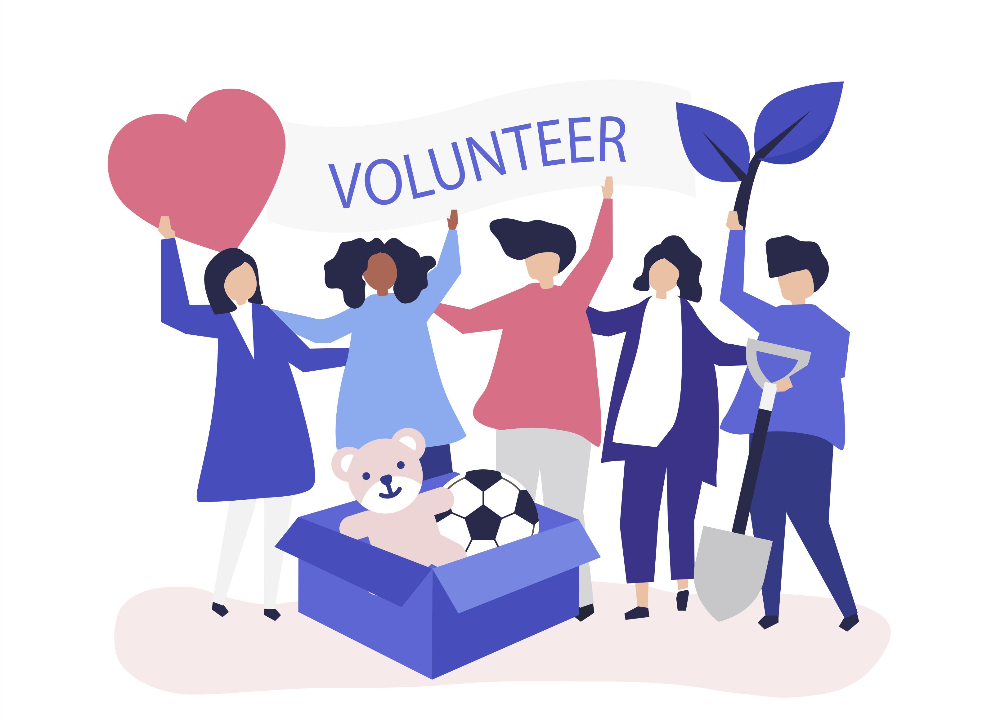 OTH-002, Gönüllülük Projesi Katılımcı Çağrısı