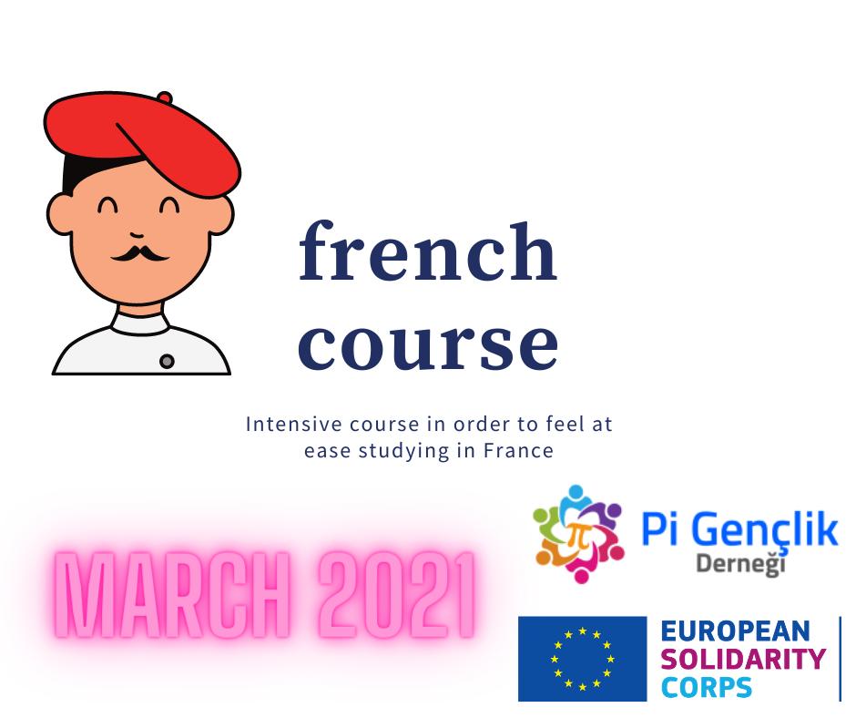 Fransızca Konuşma Kulübü Kayıt Formu (Mart – 2021)