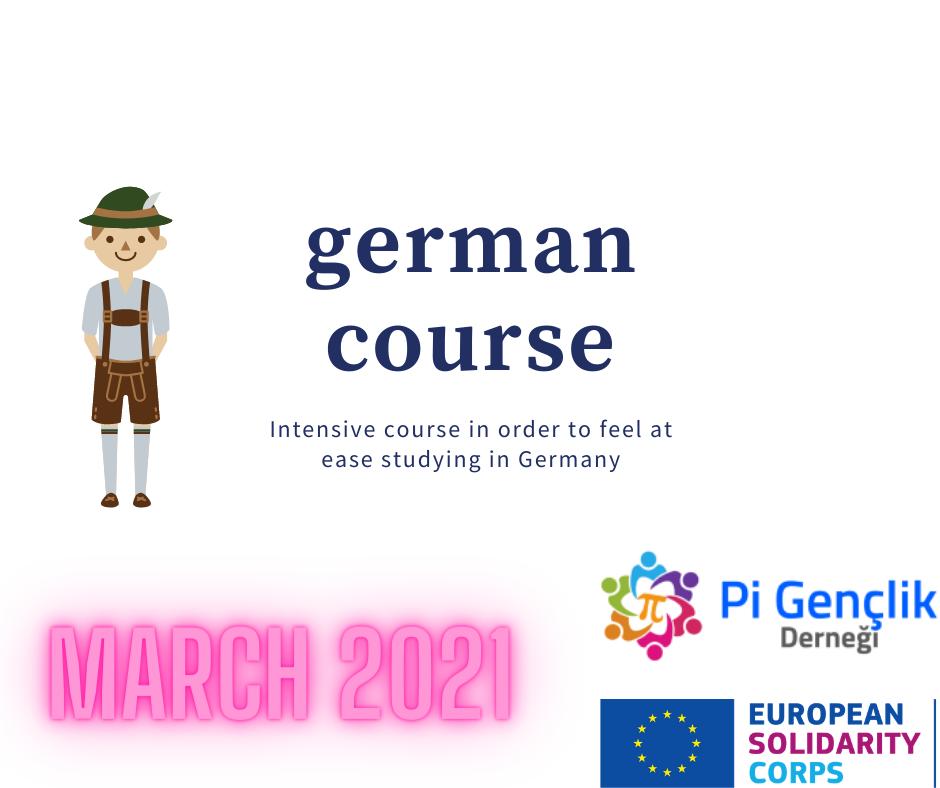 Almanca Konuşma Kulübü Kayıt Formu (Mart – 2021)