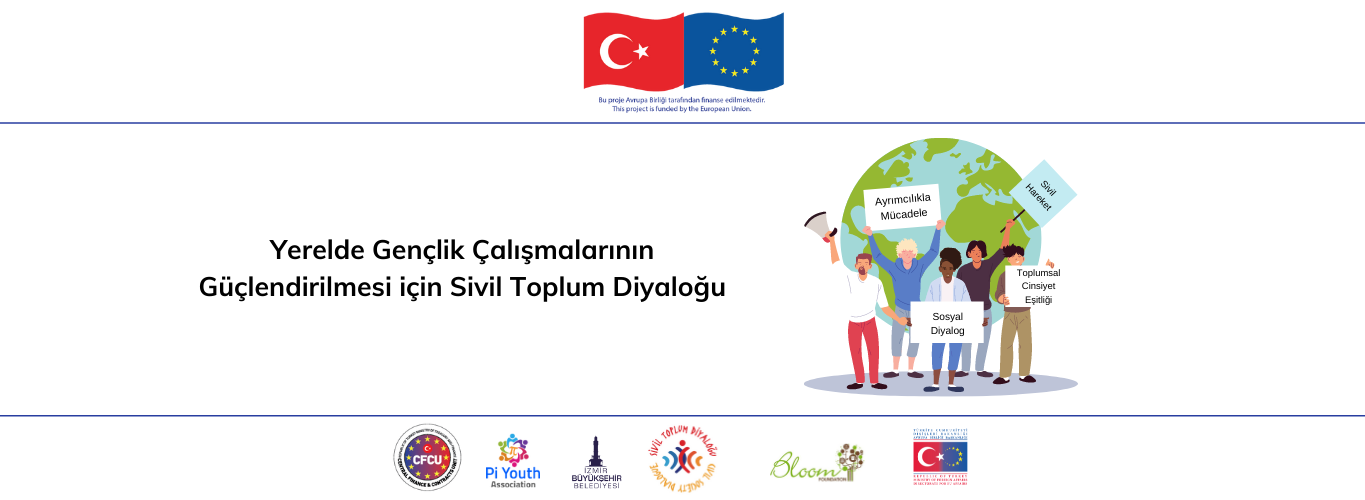 Civil Society Dialogue for Empowering Youth Works in Local
