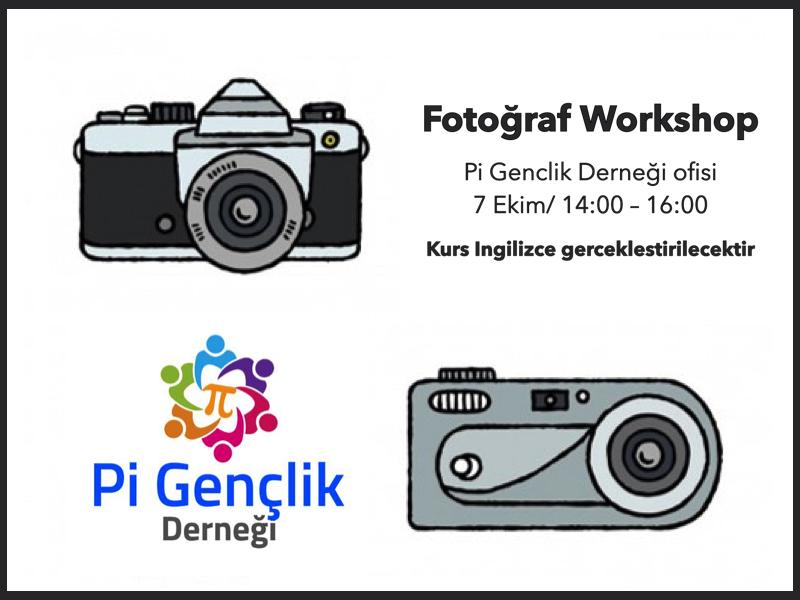 Temel Fotoğrafçılık Atölyesi Katılımcı Çağrısı (Ekim-2021)